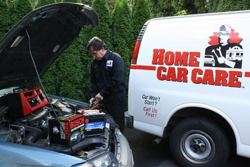 Home Car Care Mobile Automotive Service - Victoria BC